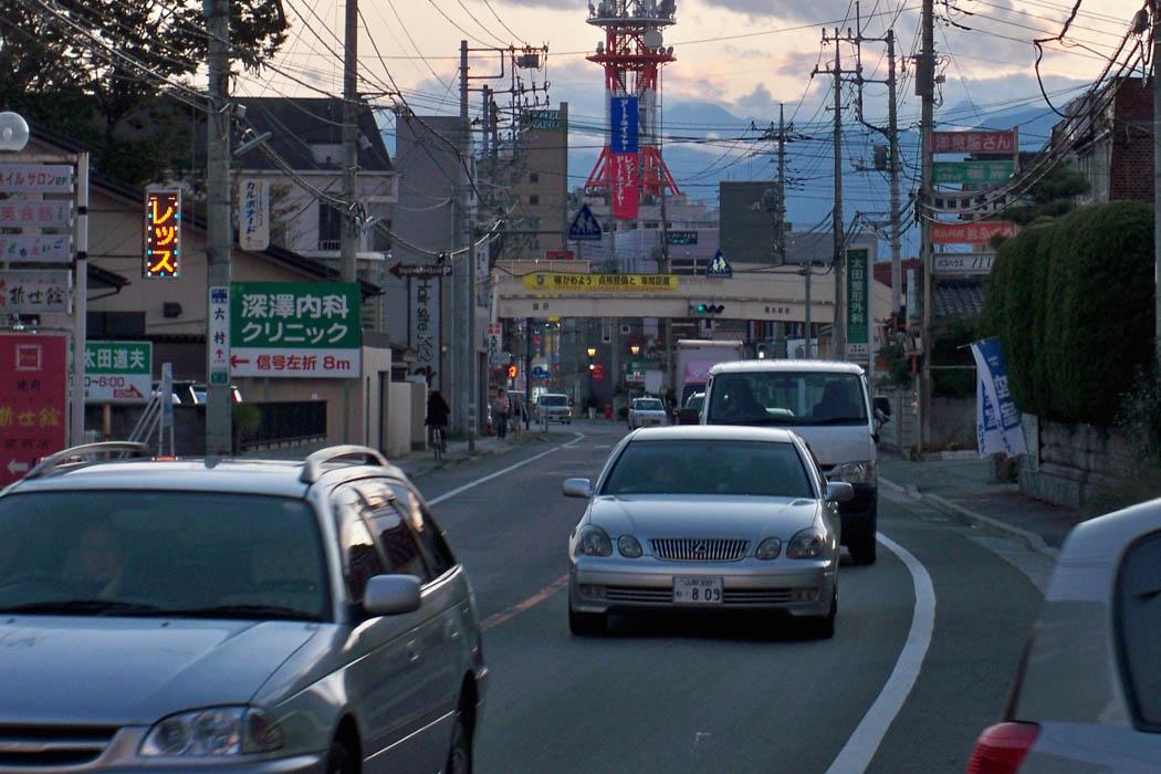 Automieten und Autofahren in Japan