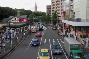 Autofahren in Japan - Beschilderung und Straßenführung