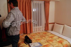 Innenraum im Toyoko Inn