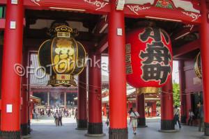 Tokio Reiseführer Top 3 Asakusa