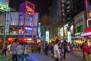 Feiertage in Taiwan - Gefüllte Straßen in Taiwans Hauptstadt Taipei - TRAVELhunka