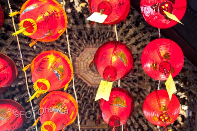 Feiertage in Taiwan - wichtige Dekoration für das Laternenfest