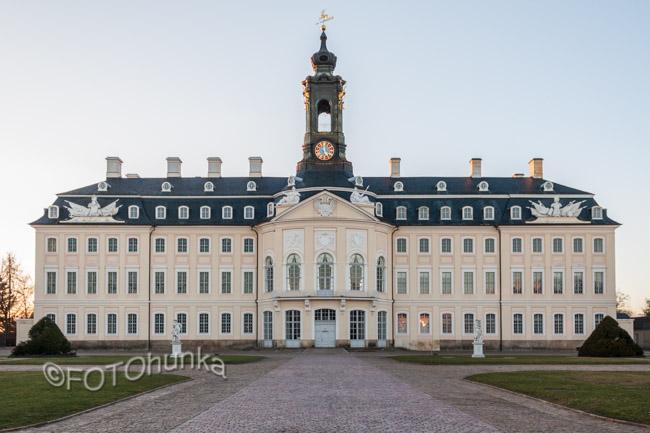 Schloss Hubertusburg in Wermsdorf - Reiseipps von TRAVELhunka